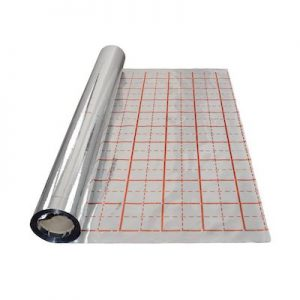 hlinikova folia pre podlahove kurenie